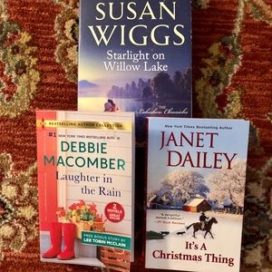 Macomber, Wiggs & Dailey Bundle of Fiction Books